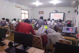 Workshop Mograph SMAN 1 Tangsel